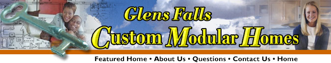Glens Falls Custom Modular Homes